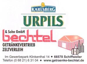 Getränke Bechtel Schiffweiler