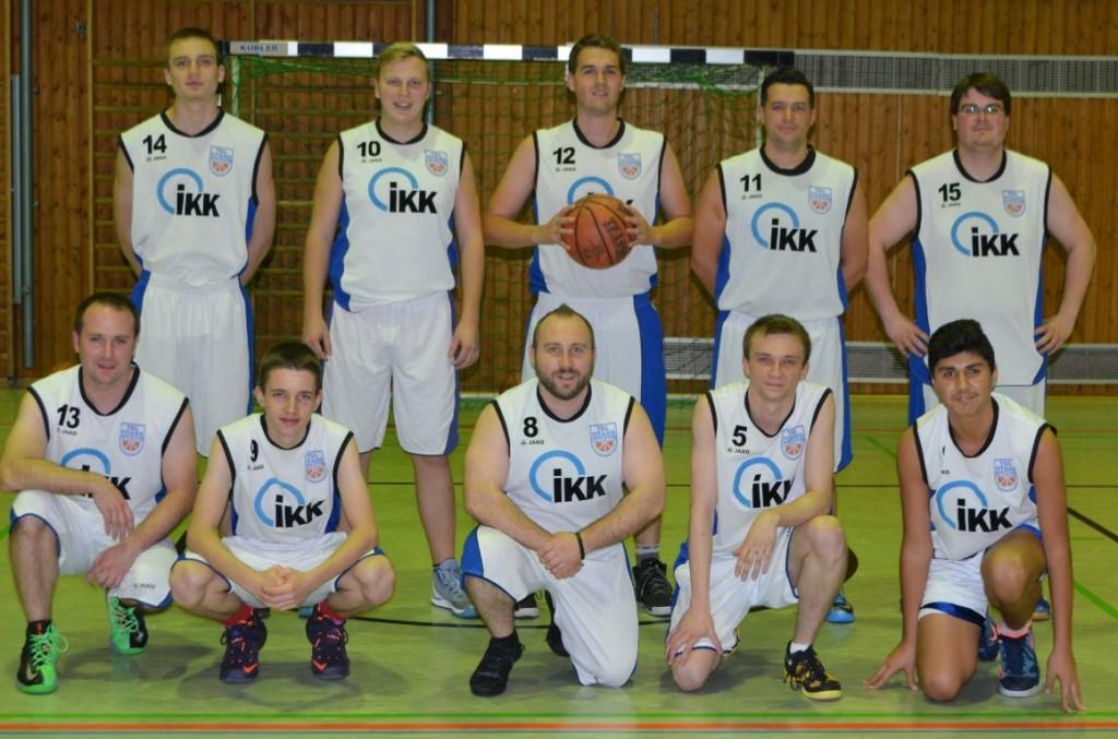 Dritte Herrenmannschaft TGL TITANS Basketball Landsweiler-Reden - Kreisliga - 2015/2016