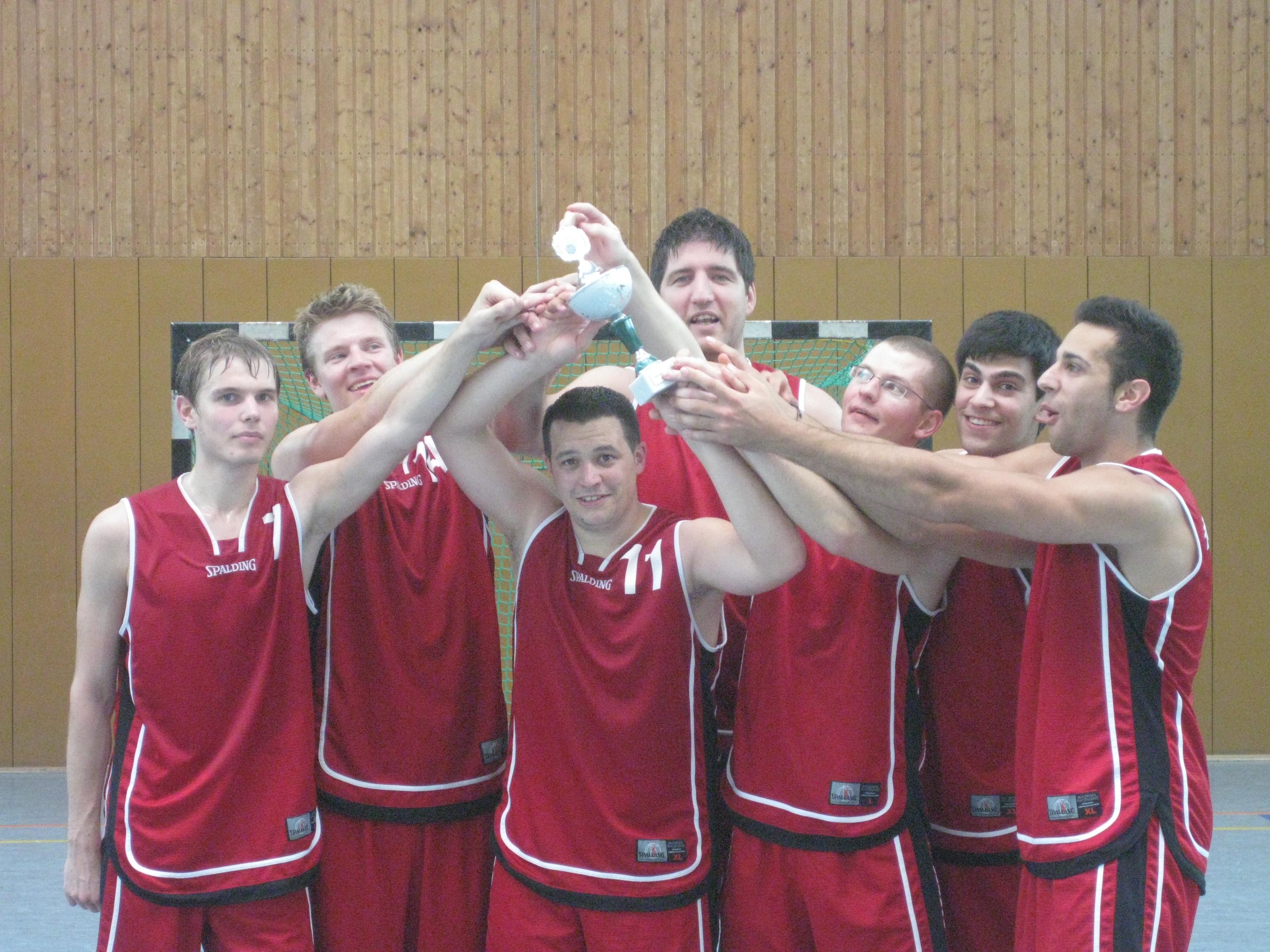TGL TITANS: Sieger des Spartakus-Cup
