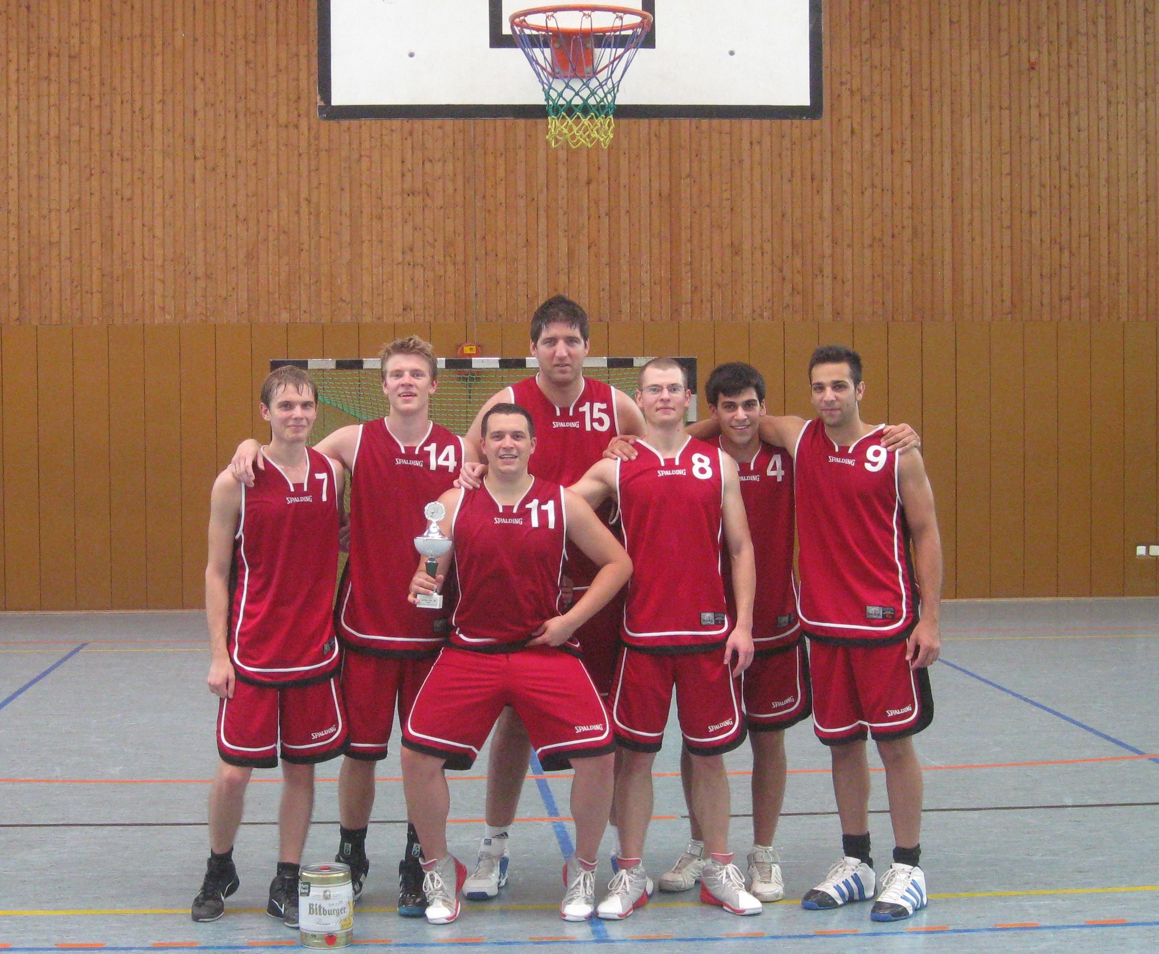 TGL TITANS - Sieger Spartakus-Cup 2011