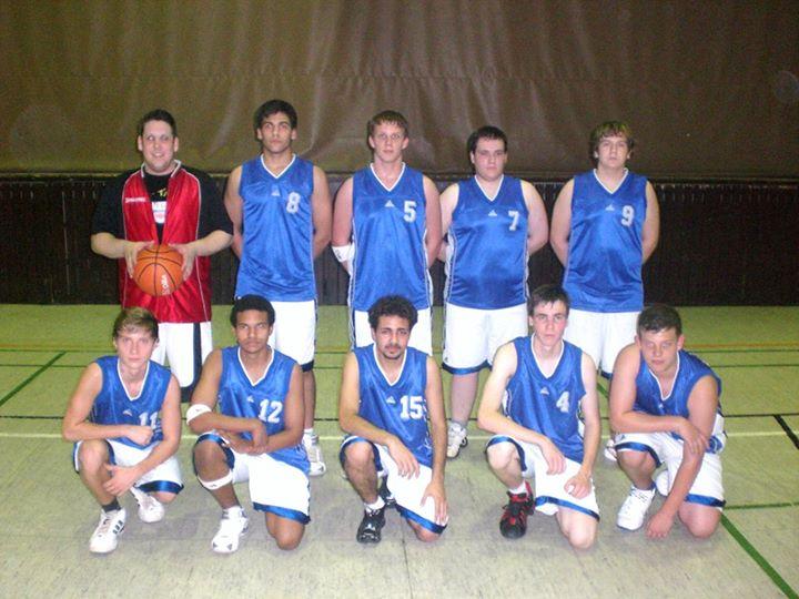 Die Junior-TITANS in der Saison 2007/2008