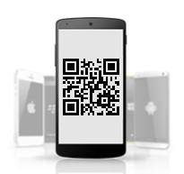 Smartphone-App Baracode