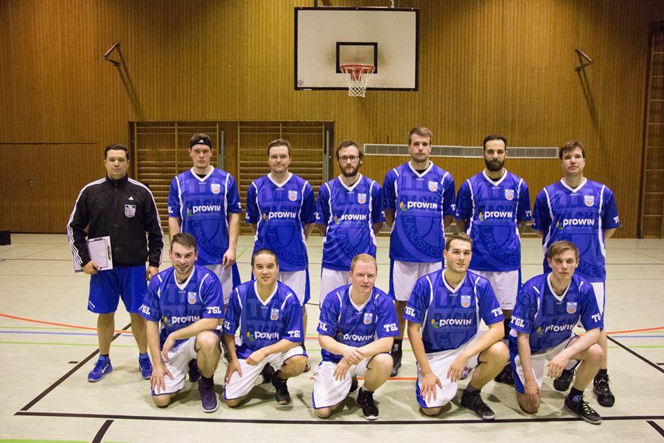 TGL TITANS II - Bezirksliga 2016/2017