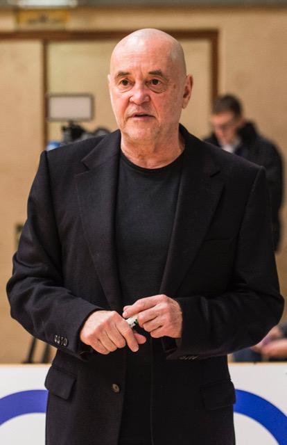 Hermann Paar - Schirmherr BVSaar Pokalfinale 2017